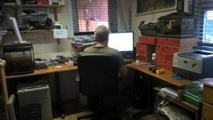 bureauwerk